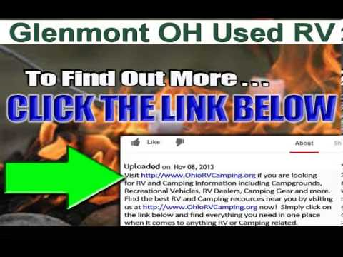 Used RV near Glenmont OH
