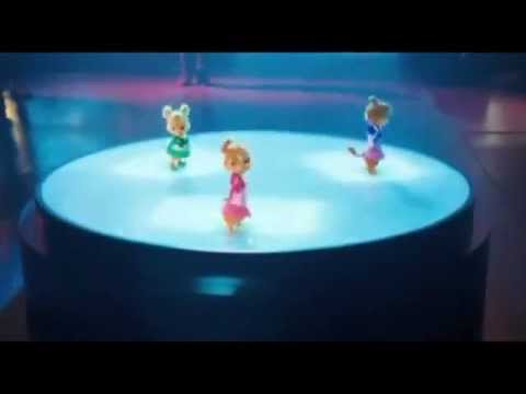 Chipettes-dancing Waka Waka video