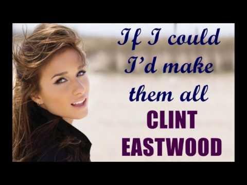 Jessie James Decker - Clint Eastwood (Lyric Video)