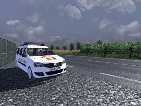 Harta României ETS2 : Timisoara - Cluj Napoca (Euro Truck Simulator 2)