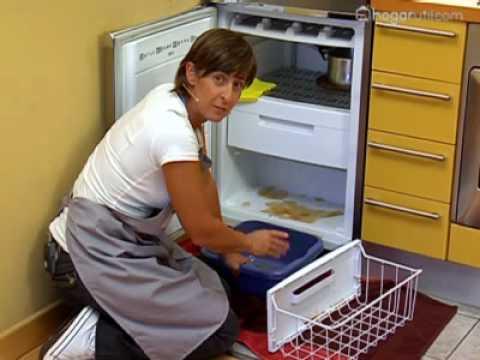 Consejos para limpiar el congelador y la nevera
