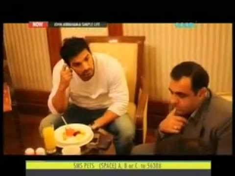 John Abraham - A Simple Life by ndtv good times Episode - 2