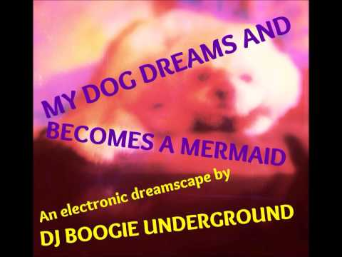 My Dog Dreams and Becomes a Mermaid (by The Boogie Underground)