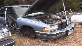 Starting the 93 Buick Lesabre
