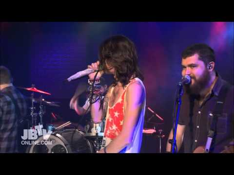 Mayday Parade - When You See My Friends | Live @ JBTV