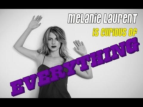Vidéo – la leçon d'humilité de Mélanie Laurent