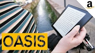 Kindle Oasis: la recensione di HDblog.it