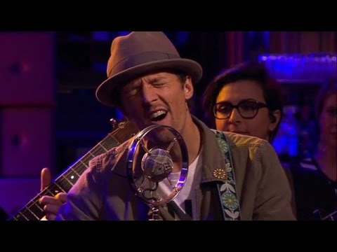 Jason Mraz - I Won't Give Up - Rtl Late Night video