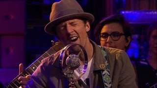 Jason Mraz - I Won't Give Up - RTL LATE NIGHT