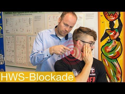 Übungen isg blockade lösen