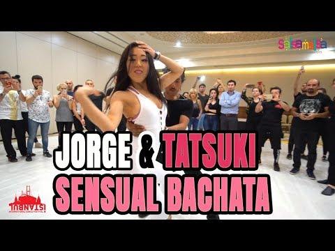 Satsuki - Jorge Sensual Bachata Workshop | IIDF-2018