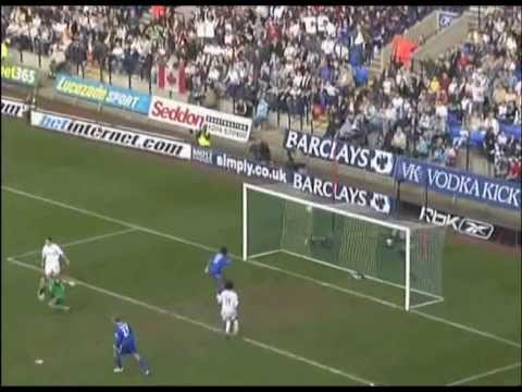 bolton vs chelsea 0-2 - chelsea clinch EPL 2004-2005