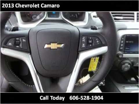 2013 Chevrolet Camaro New Cars Corbin KY