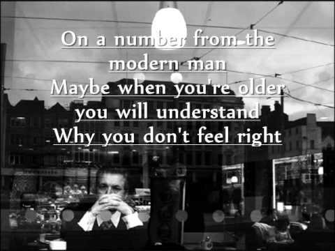 Arcade Fire - Modern Man (Lyrics) - YouTube