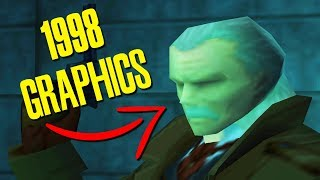 THIS WAS REVOLUTIONARY BACK THEN   Metal Gear Solid - Part 1