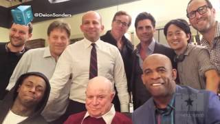 John Stamos Dishes On Lil Wayne's Appearance On Fox's 'Grandfathered' - HipHollywood.com