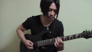 【ギター】30days Sd Shred by Hidenori 【速弾き】