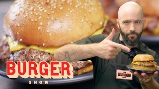 Binging With Babish Tries to Survive in a Professional Kitchen   The Burger Show