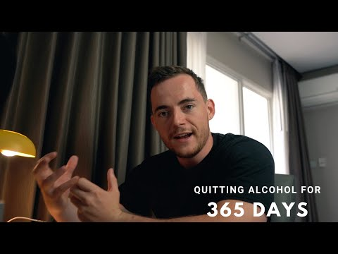Quitting Alcohol For A Year - My Experience