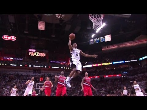Kawhi Leonard Full Highlights Spurs vs Blazers Game 5 (5/14/2014) 22 Pts, 5 Stl - Project Spurs