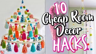 10 DIY Room Decor !! ???????? Looks Beautiful - DIY Project