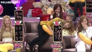 소녀시대 SNSD - Here comes the 9 funniest girls