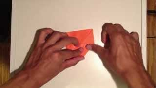 Origami Dove - How To Make A Dove