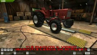 FARM MECHANIC SIMULATOR 2015 1  OFFICINA MACCHINE