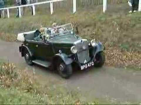 Watch 80 year old classic cars