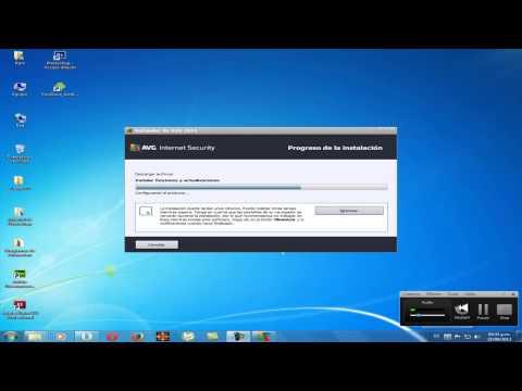 Como Descargar AVG Antivirus 2014 Con Licencia Permanente