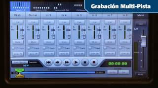 QSC TouchMix Training: 07 Recording Functions (Spanish)