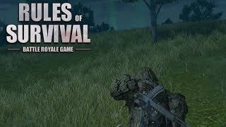 So Many Night Crawlers! (Rules of Survival: Battle Royale #124)