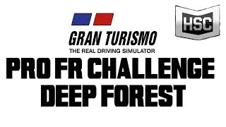 EASY!  Gran Turismo 3 A-Spec Professional League FR Challenge Deep Forest
