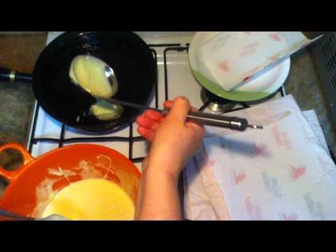 Recetas de cocina: cómo preparar buñuelos dulces