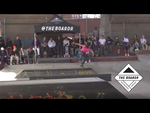 How Jereme Knibbs Won The Boardr Am at NYC