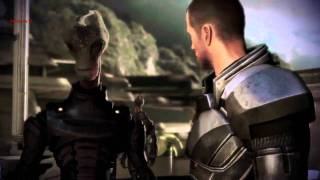 Mass Effect 3 demo gameplay trailer