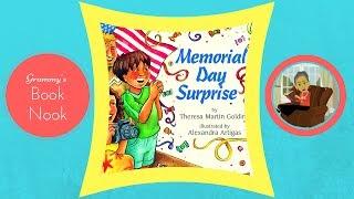 Memorial Day Surprise | Children's Books Read Aloud | Stories for Kids