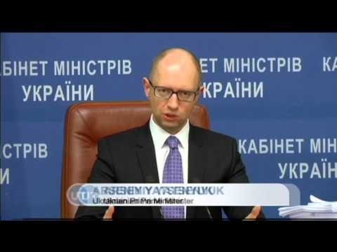 Ukraine's Europe Pivot: PM Yatsenyuk outlines European model of coalition building