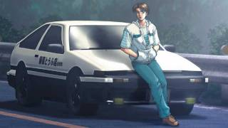 Watch Initial D Rage Your Dream video