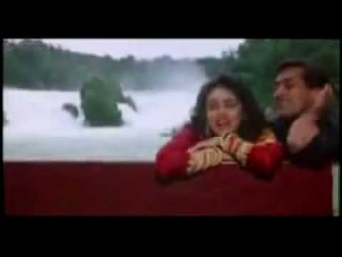 Abhi Saans Lene Ki Fursat Nahi Hai- Jeet Movie Song.flv video