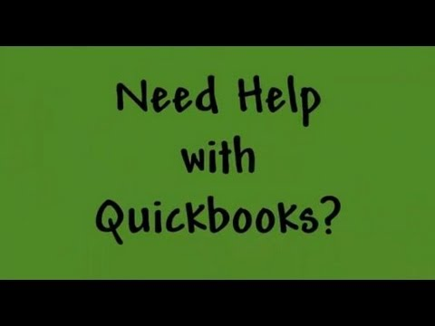Quickbooks Tutorials - Banking Setup and Transactions (www.Quickbooks-Tutorial.net)