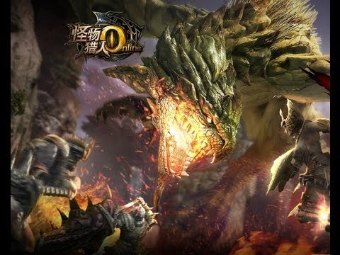 Trailer Anunciado Monster Hunter Online para PC - Capcom