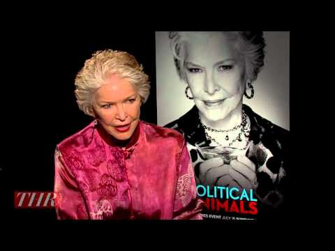 Ellen Burstyn on Her 'Political Animals' Character