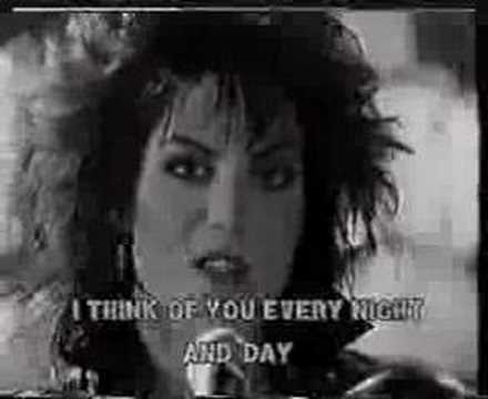 I hate my self for loving you - Joan Jett