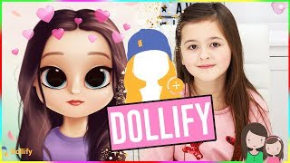 Ava als Dollify & ihre Lieblings YouTuber 🥰 Alles Ava