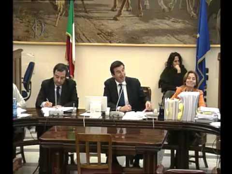 Roma - Audizioni su sistema bancario (16.02.15)