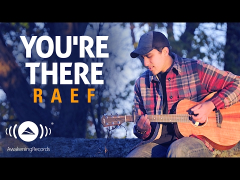 Download Raef  You39re There  Official Music Video