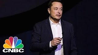 Elon Musk: Moving Toward Universal Basic Income Due To Automation | CNBC
