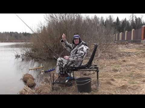 ловля карася на торбеевском озере