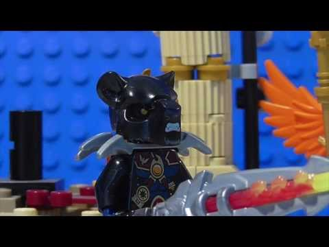 Youtube lego chima movie fire and ice